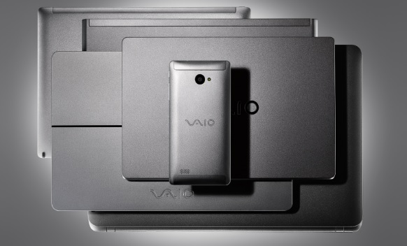 VAIO Phone Biz(SIMフリー端末)のスペック