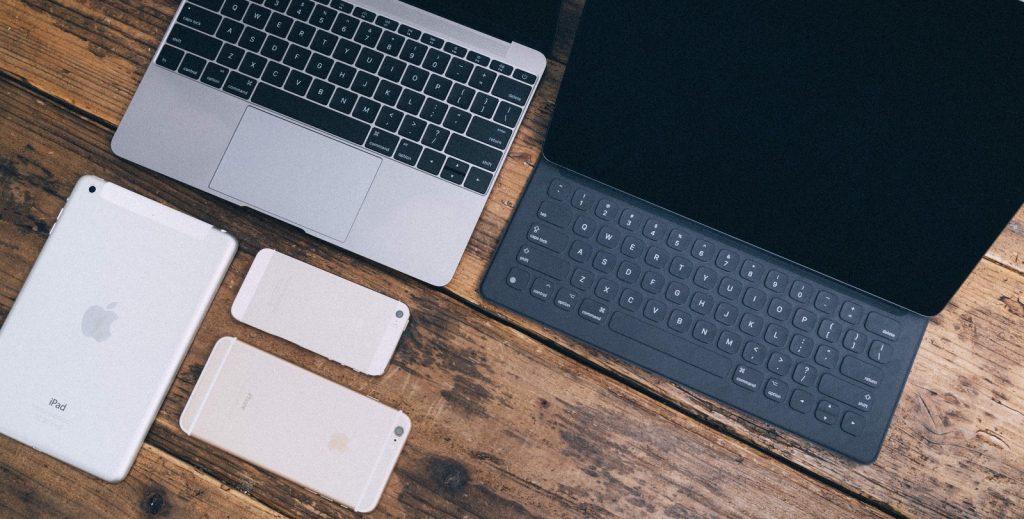 パソコン、スマホ、タブレット