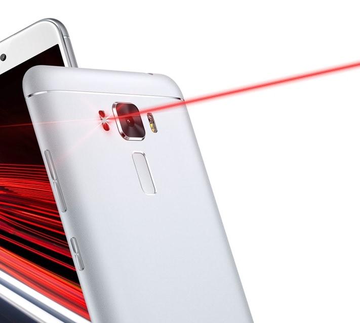 Laser Auto-Focus