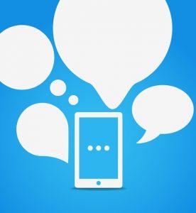 色々なスマホの通話アプリ