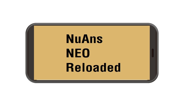 NuAns-NEO-Reloaded おしゃれ simフリースマホ 格安SIM